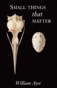 SMALL THINGS THAT MATTER by William Ayot (A book of Poetry) £12 + P&P
